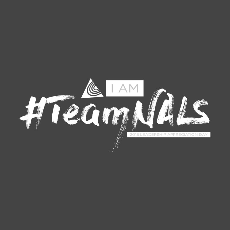 #TeamNALS-White by NALS.org Apparel Shop