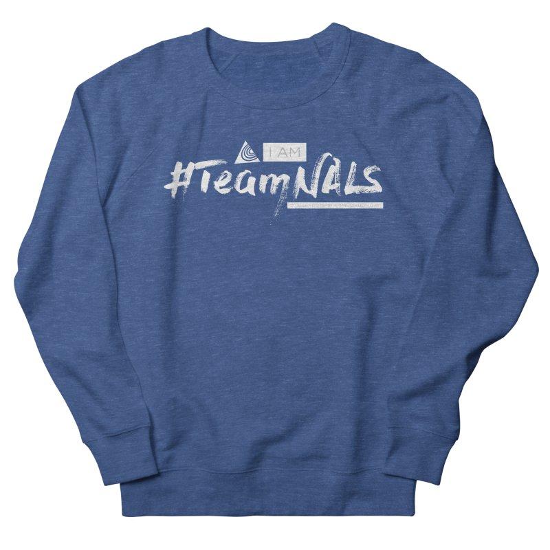 #TeamNALS-White Women's Sweatshirt by NALS.org Apparel Shop