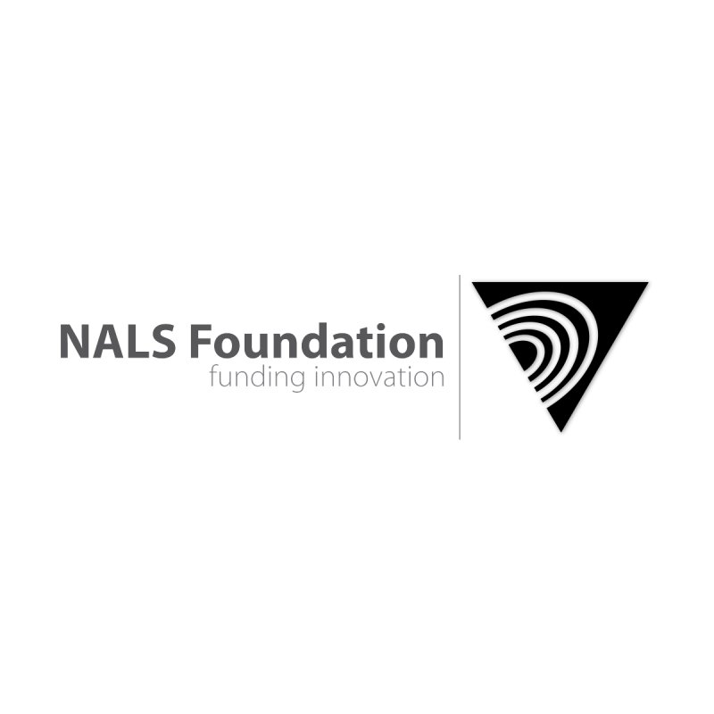 NALS Foundation Greyscale Logo by NALS.org Apparel Shop