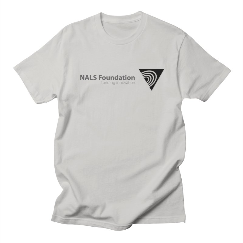 NALS Foundation Greyscale Logo Women's T-Shirt by NALS Apparel & Accessories