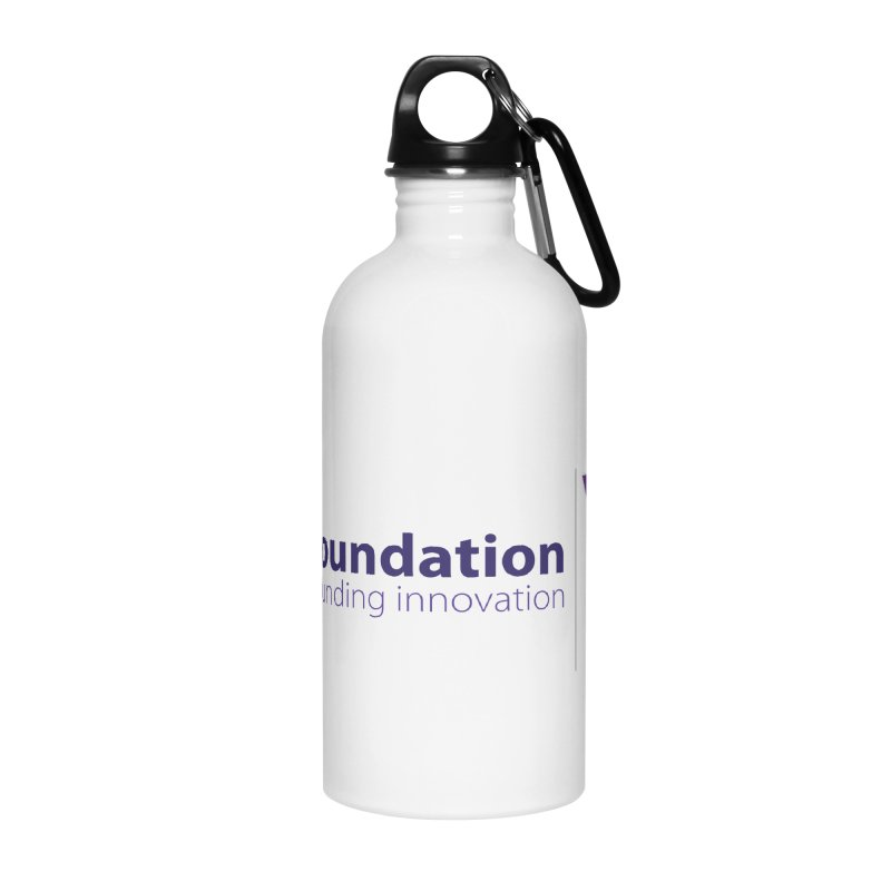 NALS Foundation - Color Accessories Water Bottle by NALS.org Apparel Shop