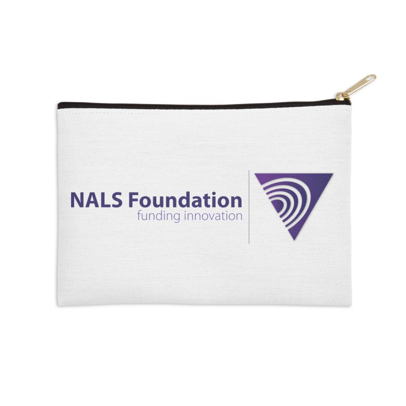 NALS Foundation - Color Accessories Zip Pouch by NALS.org Apparel Shop