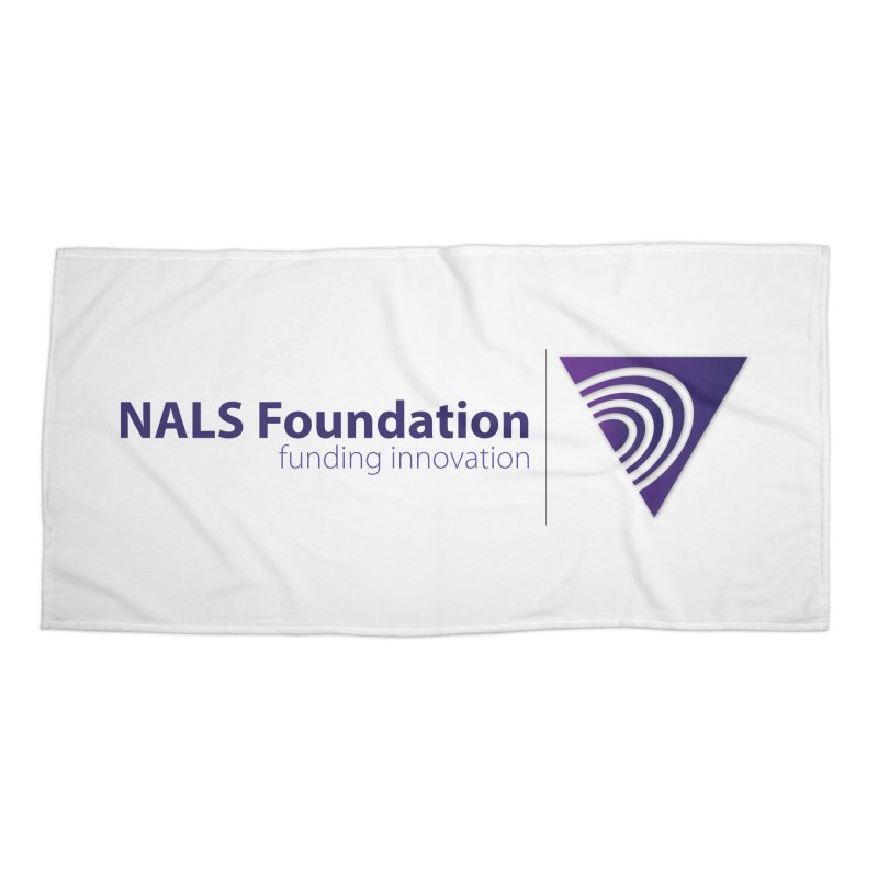 NALS Foundation - Color Accessories Beach Towel by NALS.org Apparel Shop