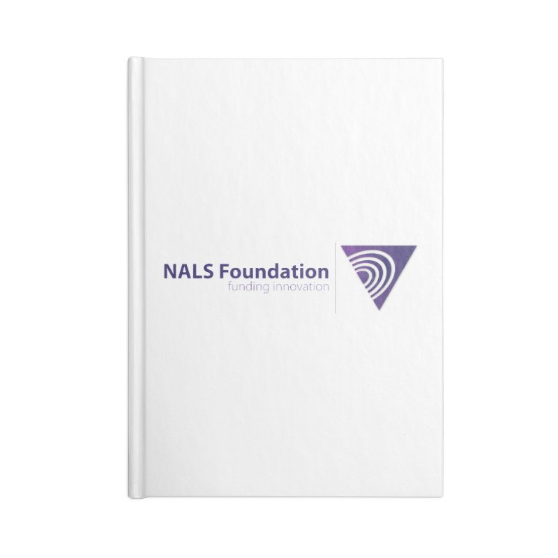 NALS Foundation - Color Accessories Blank Journal Notebook by NALS.org Apparel Shop