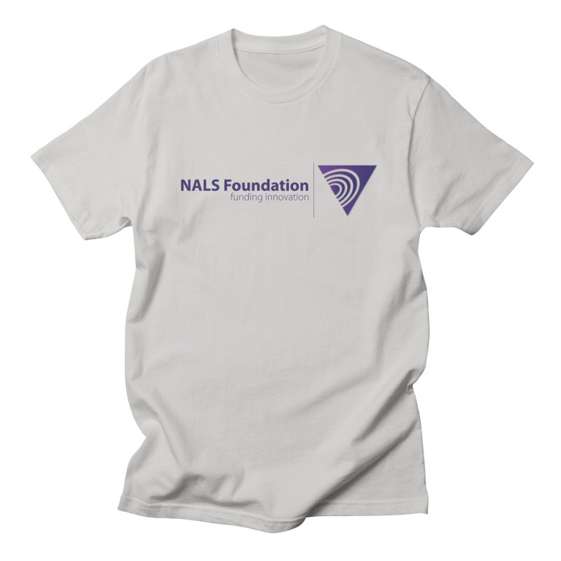 NALS Foundation - Color Men's T-Shirt by NALS Apparel & Accessories