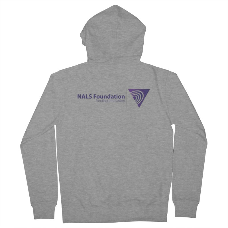 NALS Foundation - Color Men's Zip-Up Hoody by NALS.org Apparel Shop