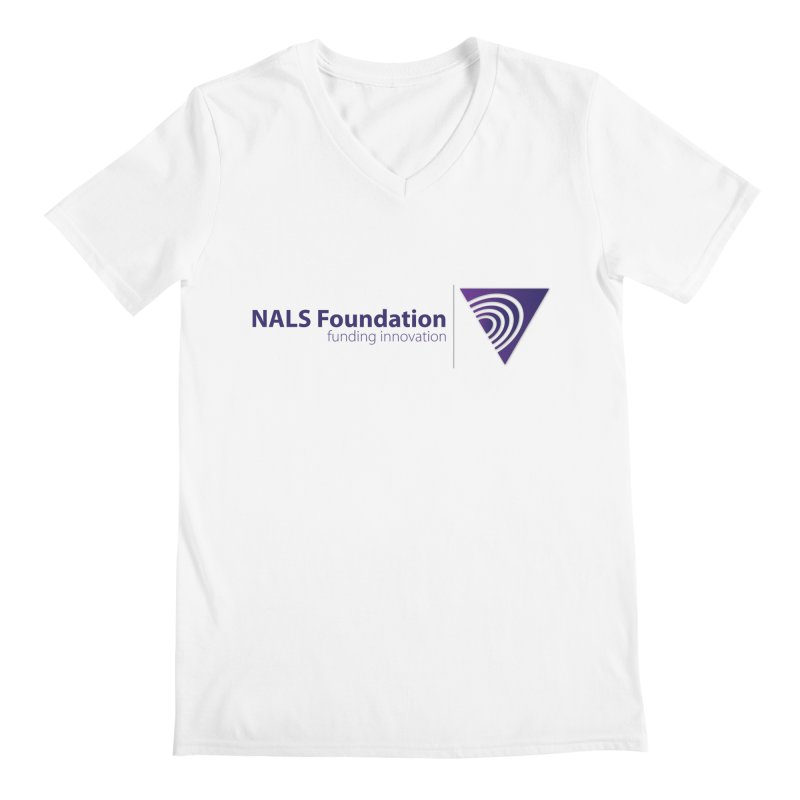 NALS Foundation - Color Men's V-Neck by NALS.org Apparel Shop
