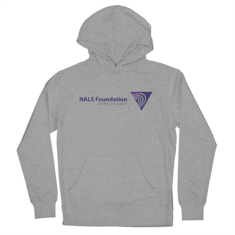 NALS Foundation - Color Women's French Terry Pullover Hoody by NALS.org Apparel Shop