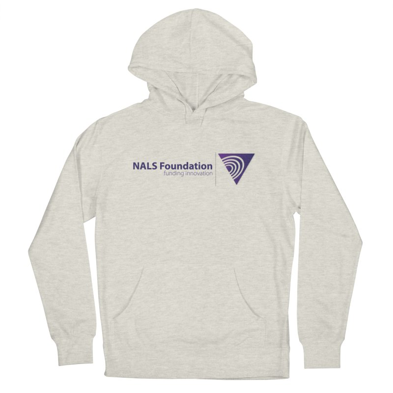 NALS Foundation - Color Men's French Terry Pullover Hoody by NALS.org Apparel Shop