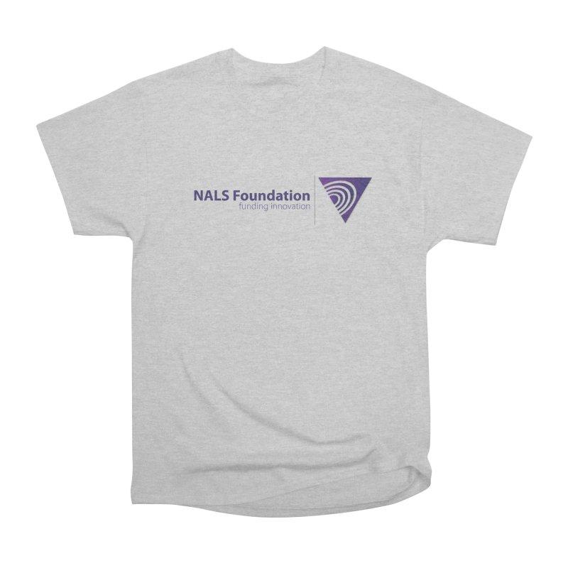 NALS Foundation - Color Women's Heavyweight Unisex T-Shirt by NALS.org Apparel Shop