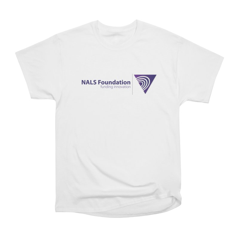 NALS Foundation - Color Women's Heavyweight Unisex T-Shirt by NALS.org Apparel Shop