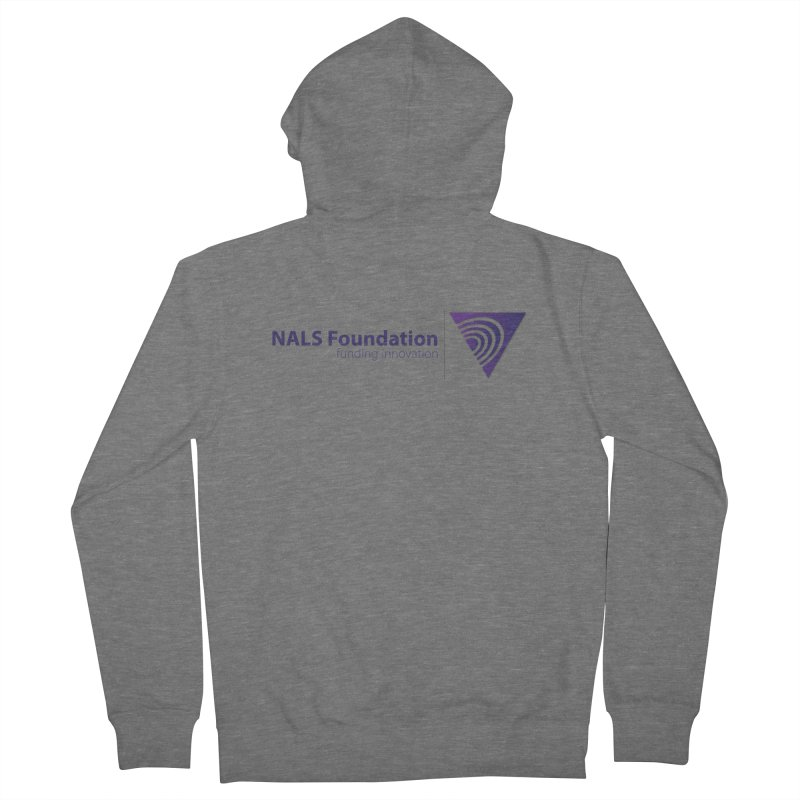 NALS Foundation - Color Men's Zip-Up Hoody by NALS Apparel & Accessories