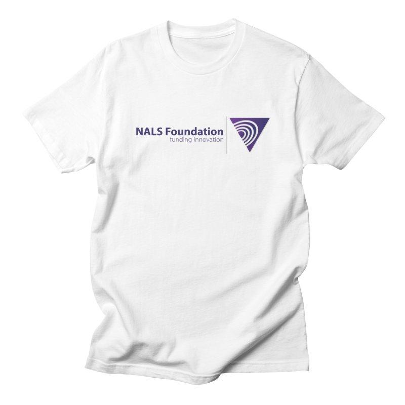 NALS Foundation - Color Men's Regular T-Shirt by NALS.org Apparel Shop