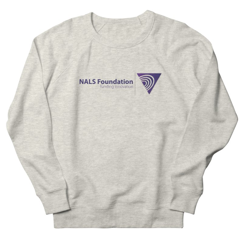 NALS Foundation - Color Men's French Terry Sweatshirt by NALS.org Apparel Shop