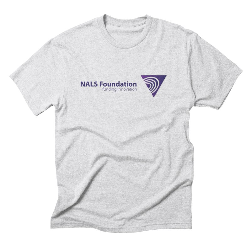 NALS Foundation - Color Men's Triblend T-Shirt by NALS.org Apparel Shop