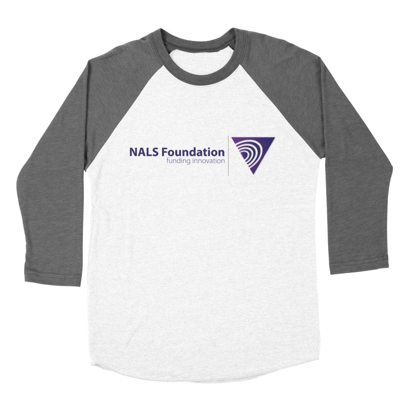 NALS Foundation - Color Men's Baseball Triblend Longsleeve T-Shirt by NALS Apparel & Accessories