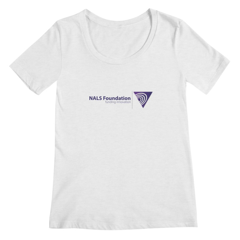 NALS Foundation - Color Women's Scoop Neck by NALS Apparel & Accessories