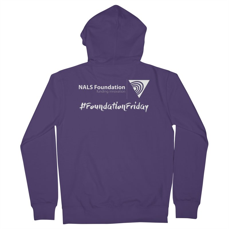 NALS Conference - #FoundationFriday Women's French Terry Zip-Up Hoody by NALS.org Apparel Shop