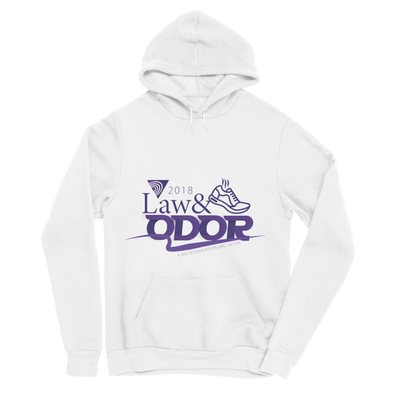 Law and Odor - Color Logo Men's Pullover Hoody by NALS.org Apparel Shop