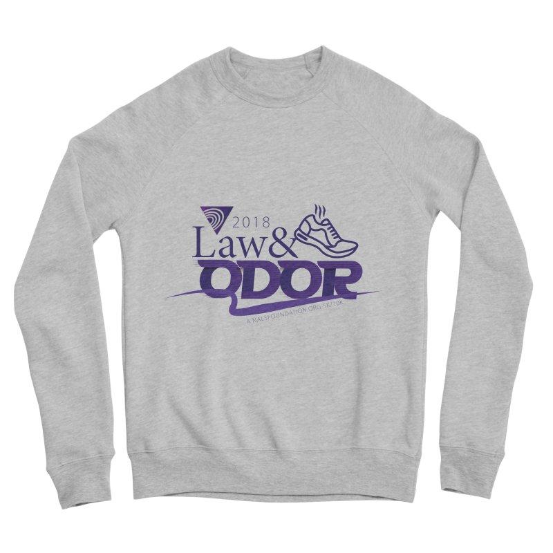Law and Odor - Color Logo Men's Sweatshirt by NALS.org Apparel Shop