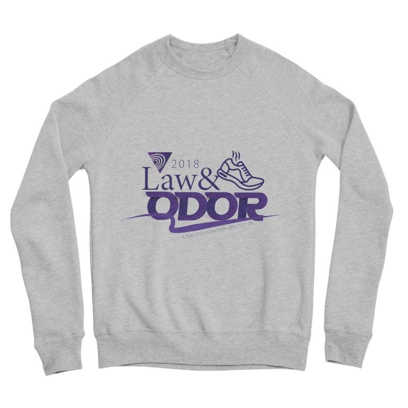 Law and Odor - Color Logo Women's Sponge Fleece Sweatshirt by NALS.org Apparel Shop