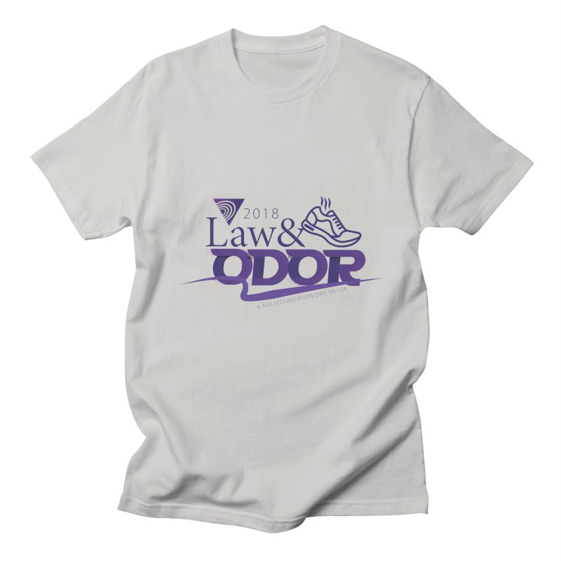 Law and Odor - Color Logo Women's T-Shirt by NALS Apparel & Accessories