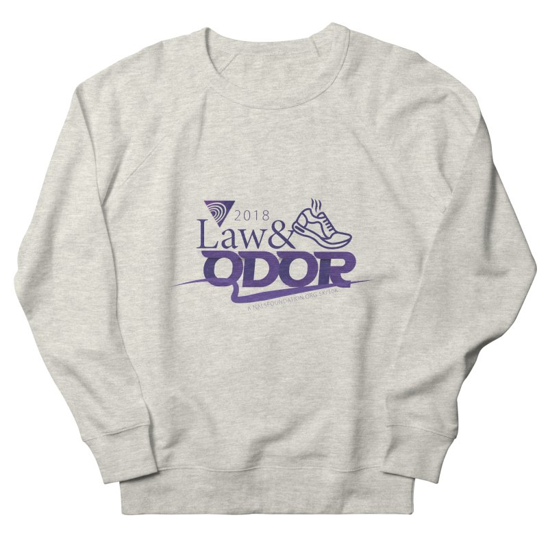 Law and Odor - Color Logo Women's French Terry Sweatshirt by NALS.org Apparel Shop