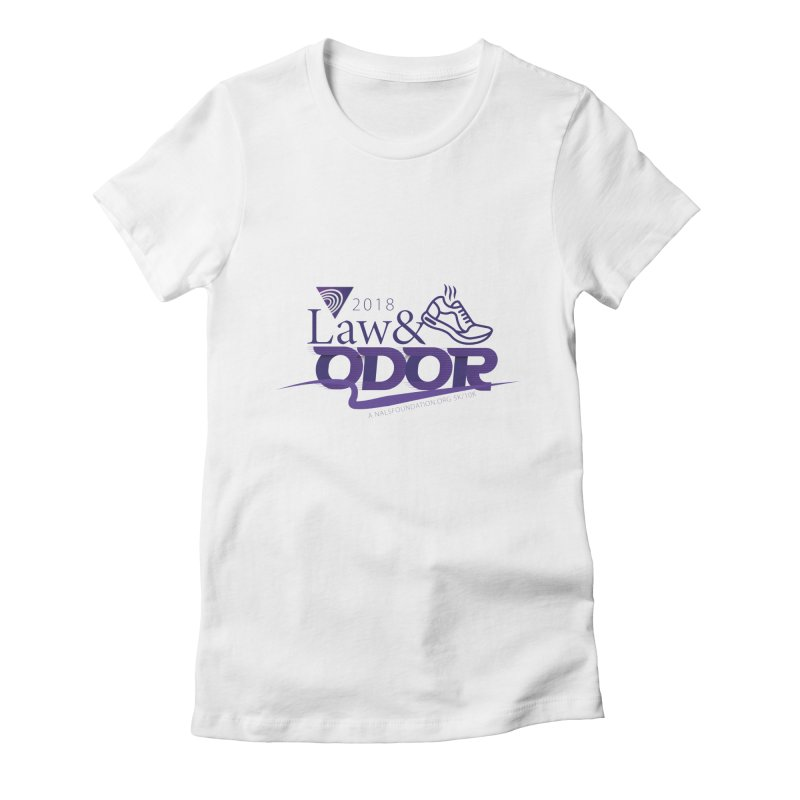 Law and Odor - Color Logo Women's T-Shirt by NALS.org Apparel Shop