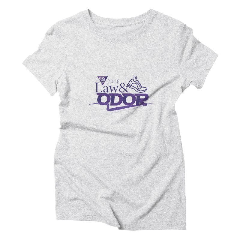 Law and Odor - Color Logo Women's Triblend T-Shirt by NALS.org Apparel Shop