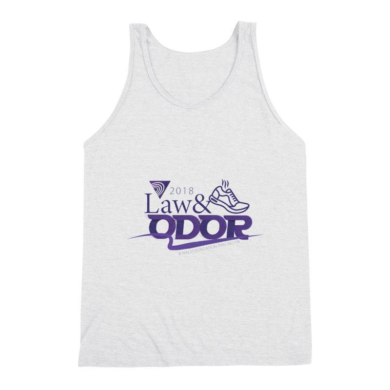 Law and Odor - Color Logo Men's Tank by NALS Apparel & Accessories