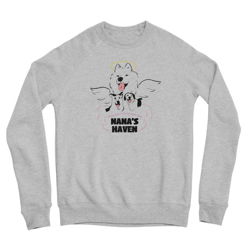 NANA'S LOGO PRINT Women's Sweatshirt by NANASHAVEN Shop