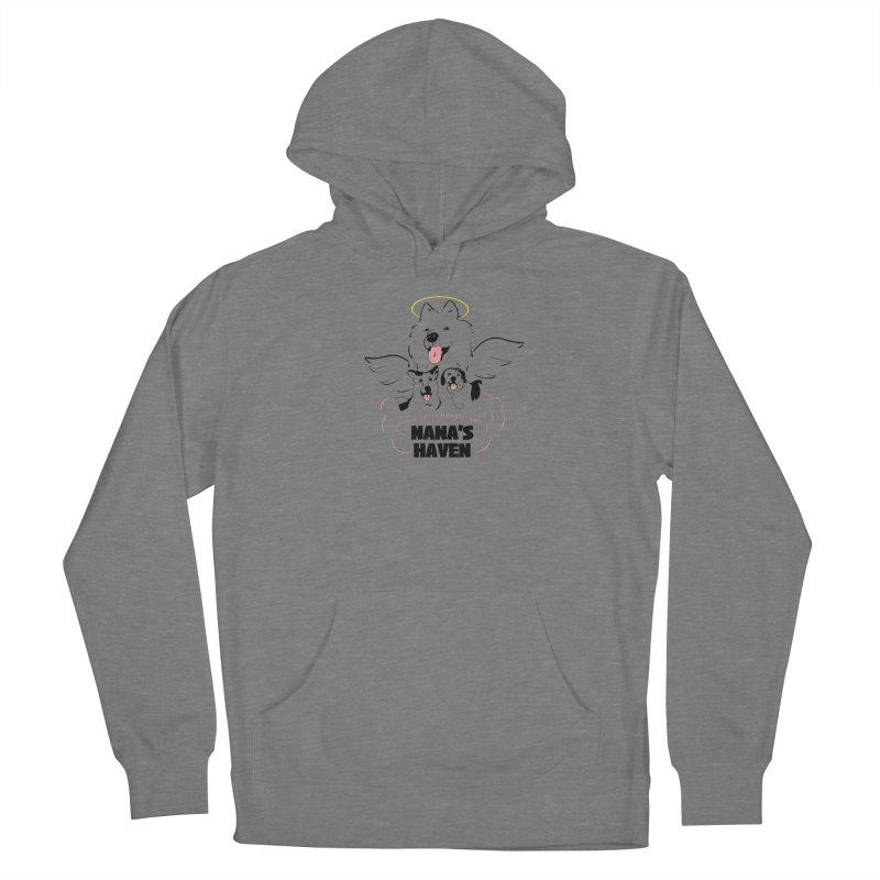 NANA'S LOGO PRINT Women's Pullover Hoody by NANASHAVEN Shop