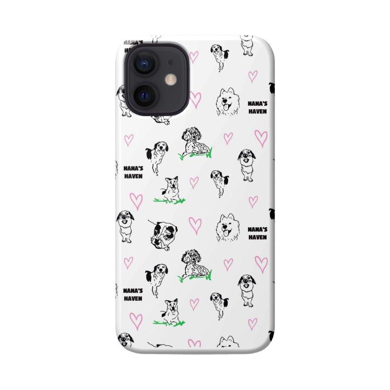 NANA'S ANGELS Accessories Phone Case by NANASHAVEN Shop