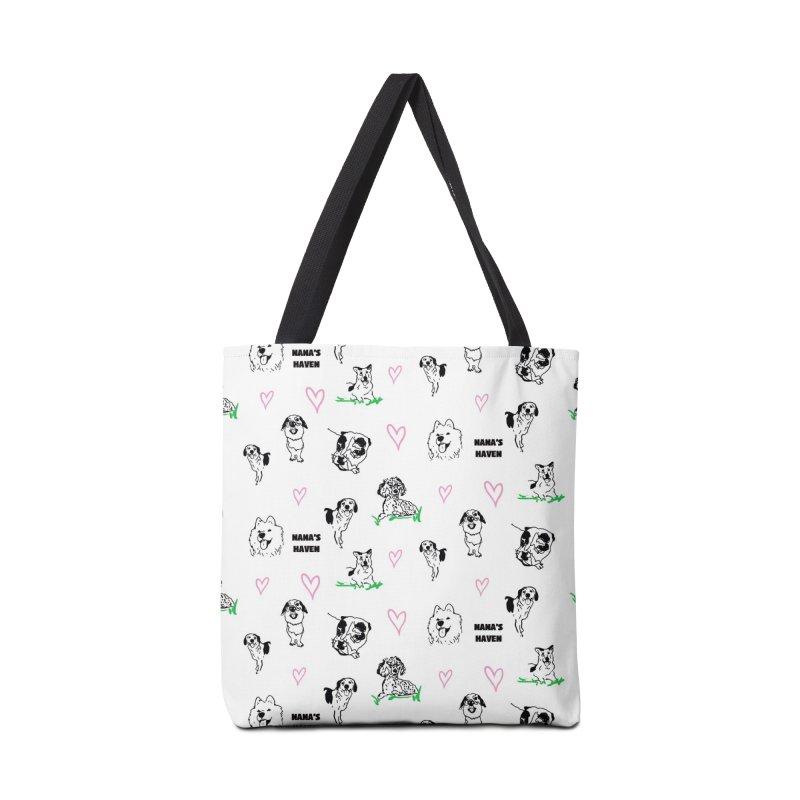 NANA'S ANGELS Accessories Bag by NANASHAVEN Shop