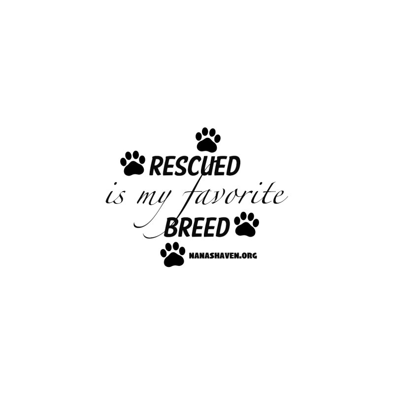 NANA'S RESCUED PAWS Accessories Sticker by NANASHAVEN Shop