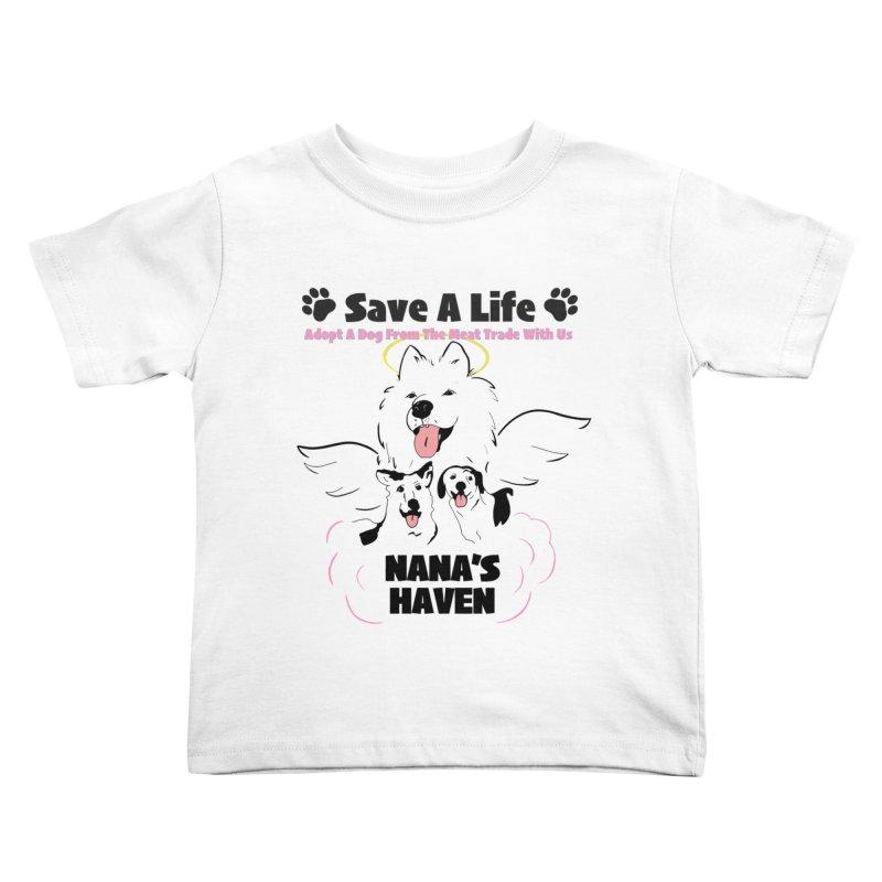 NH SAVE A LIFE AND LOGO Kids Toddler T-Shirt by NANASHAVEN Shop