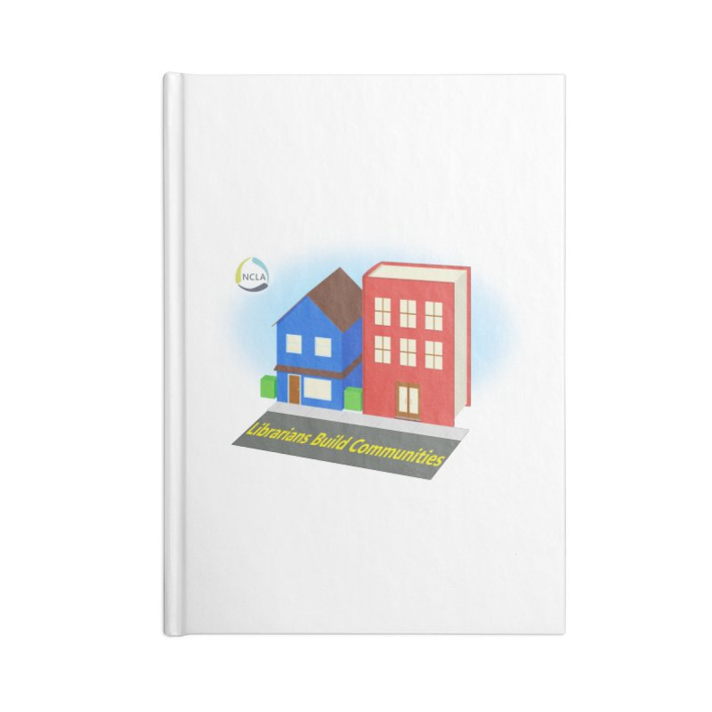 Book City Accessories Notebook by North Carolina Library Association Summer Shop