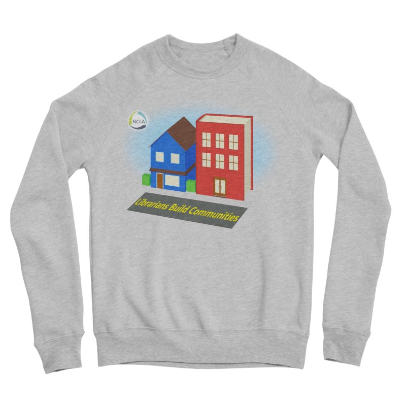 Book City Women's Sweatshirt by North Carolina Library Association Summer Shop