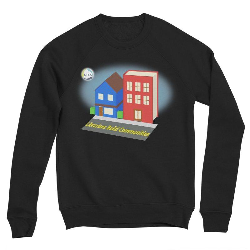 Book City Women's Sweatshirt by North Carolina Library Association Summer Shop