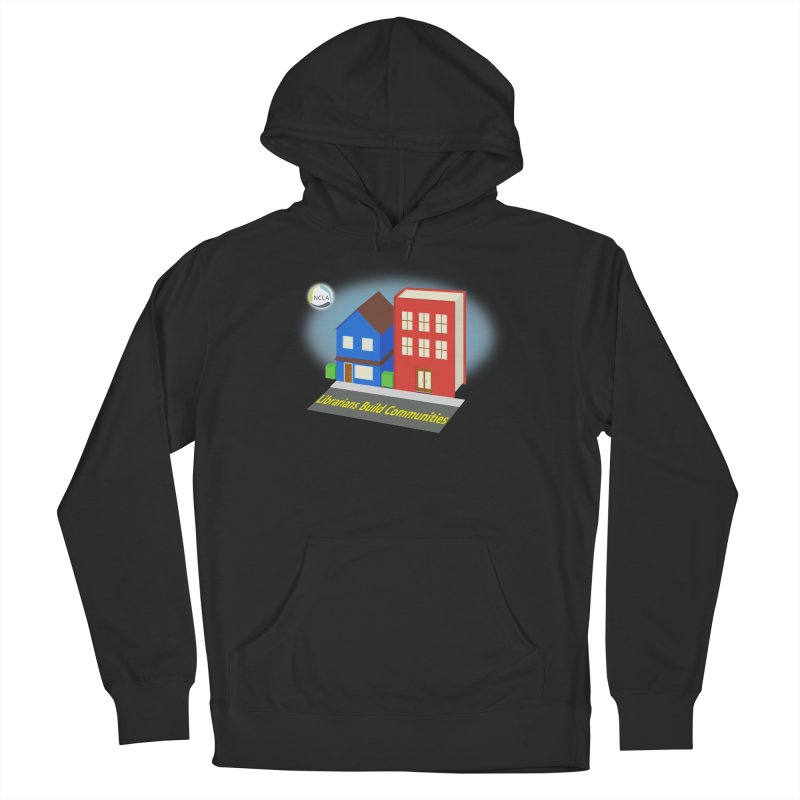 Book City Women's Pullover Hoody by North Carolina Library Association Summer Shop