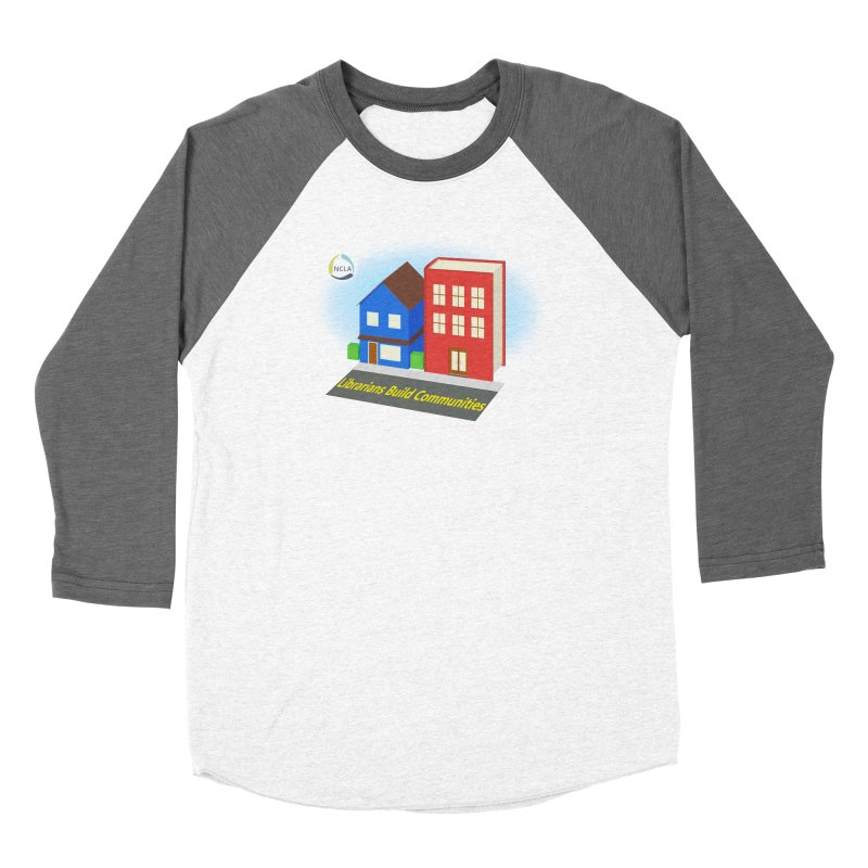 Book City Women's Longsleeve T-Shirt by North Carolina Library Association Summer Shop