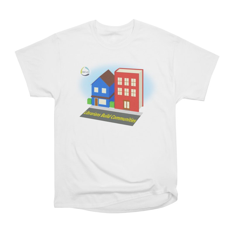 Book City Women's T-Shirt by North Carolina Library Association Summer Shop