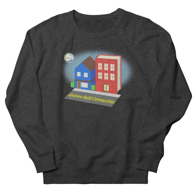 Book City Men's Sweatshirt by North Carolina Library Association Summer Shop