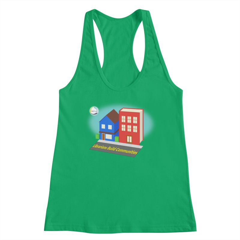 Women's None by North Carolina Library Association Summer Shop