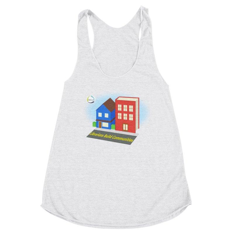Book City Women's Tank by North Carolina Library Association Summer Shop