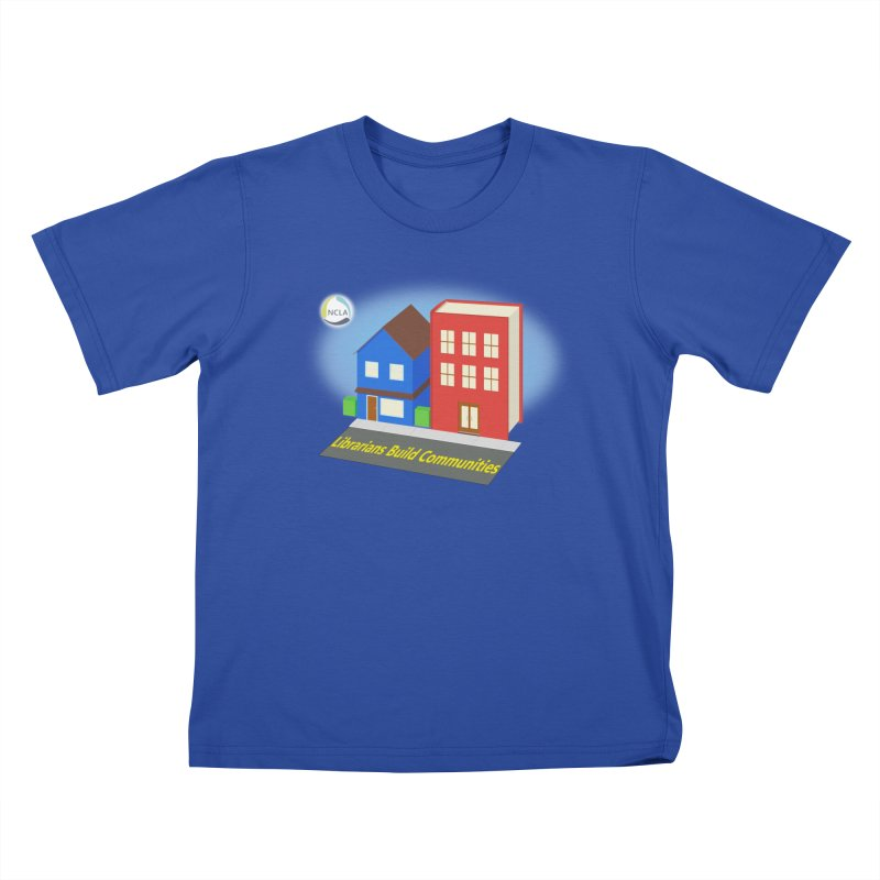 Book City Kids T-Shirt by North Carolina Library Association Summer Shop