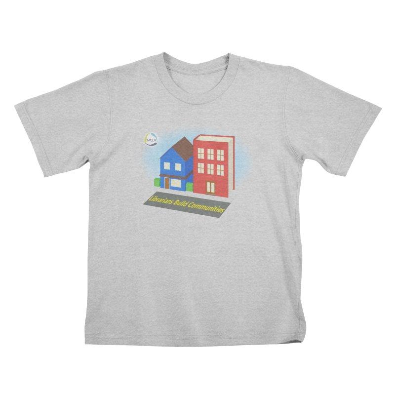 Book City Kids T-Shirt by North Carolina Library Association Summer Shop