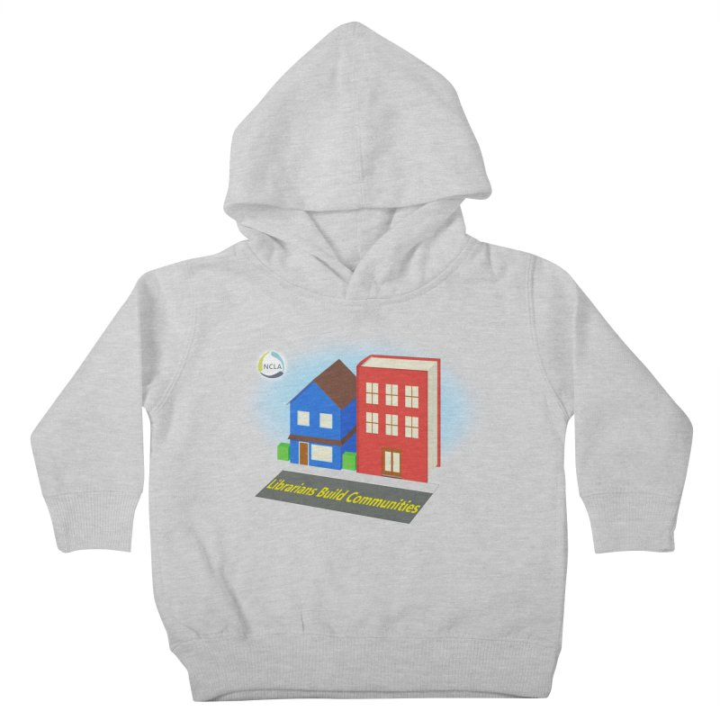 Book City Kids Toddler Pullover Hoody by North Carolina Library Association Summer Shop