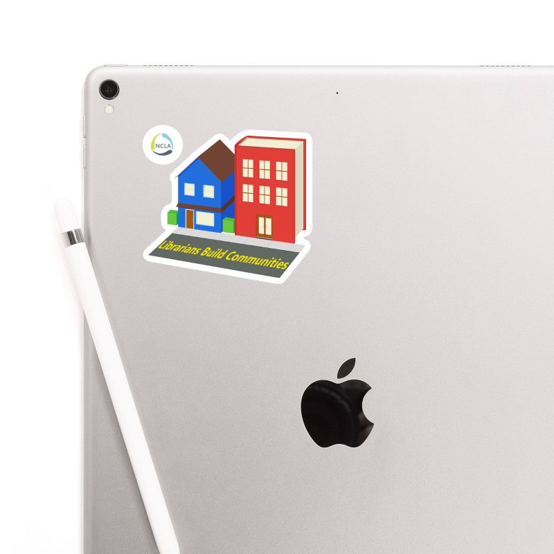 Book City Accessories Sticker by North Carolina Library Association Summer Shop