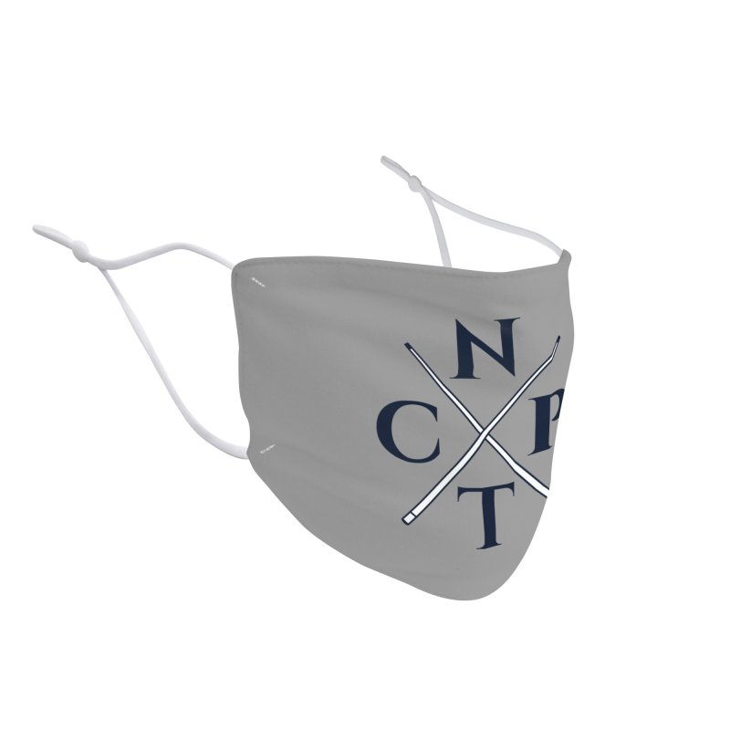 Cue Criss Cross Accessories Face Mask by Shop NCPTplay